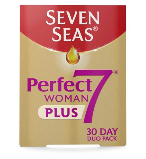 Seven Seas Perfect7 Woman 30 caps + 30 tabs