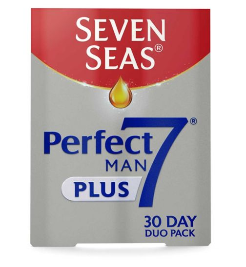 Seven Seas Perfect7 Man 30 Capsules & 30 Tablets