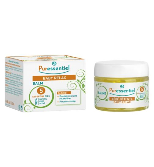 Puressentiel Sleep Baby Balm - 50ml