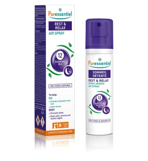 Puressentiel Rest and Relax Spray - 75ml