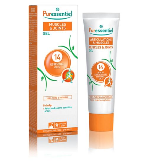Puressentiel Muscles & Joints Gel 60ml