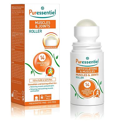 Puressentiel Muscle & Joint Roller - 75 ml