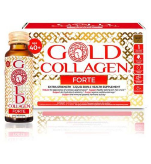 Gold Collagen Forte 10 X 50ml
