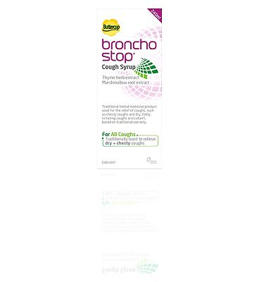BronchoStop Cough Syrup - 240ml