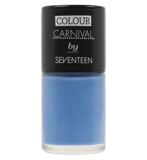 SEVENTEEN Colour Carnival Nail Colours