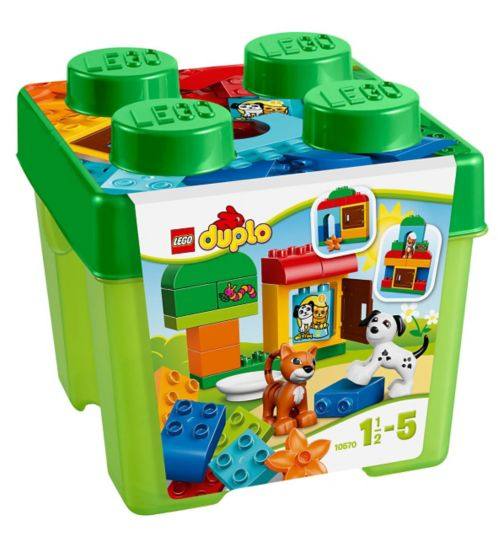 Lego Duplo All In One Set