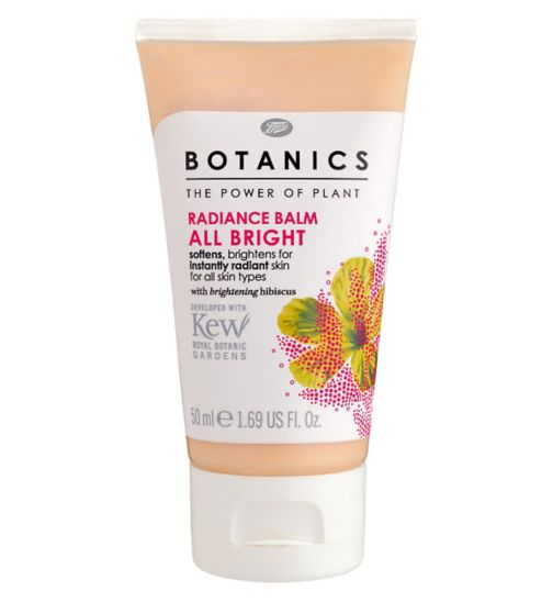 Botanics All Bright Radiance Balm 50ml