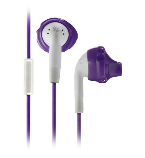 Yurbuds Inspire Talk In-ear Headphones for Women- Purple