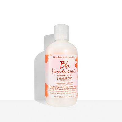 Bumble and bumble Hairdresser's invisible oil sulfate free shampoo 250ml