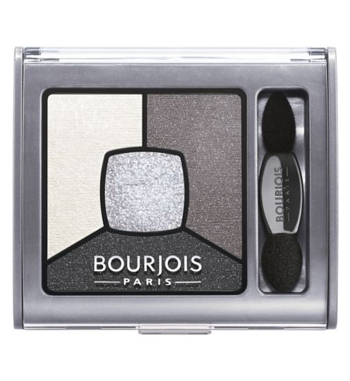 Bourjois Quad Smoky Stories eyeshadow palette