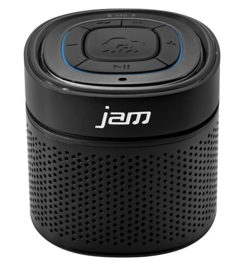 Jam Storm Bluetooth Speaker Black - HX-P740BK-EU