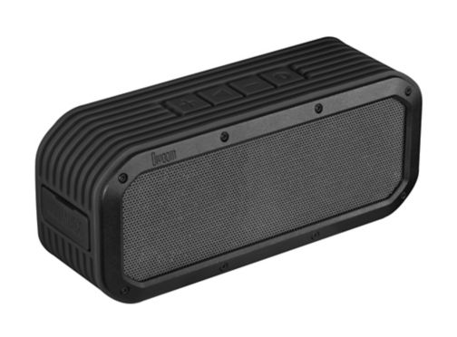 Divoom Voombox Outdoor Bluetooth Speaker- Black