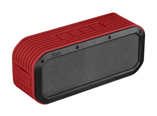Divoom Voombox Outdoor Bluetooth Speaker- Red