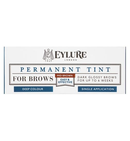 Eylure Permanent Brow Tint 20 Mid Brown