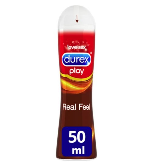 Durex Real Feel Pleasure Gel & Lubricant 50ml