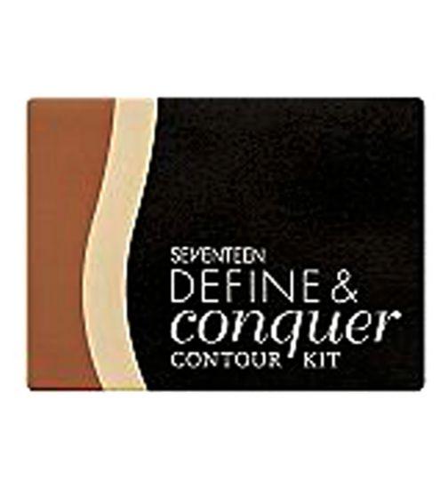 SEVENTEEN Define & Conquer Contour Kit