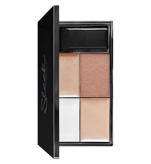 Sleek MakeUp Precious Metals Highlighting Palette