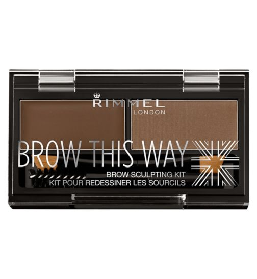 Rimmel London Brow This Way Eyebrow Kit