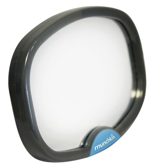 Munchkin Deluxe Stay In Place Baby Car Mirror