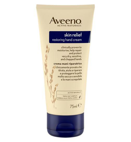 AVEENO®Skin Relief Restore & Protect Hand Cream