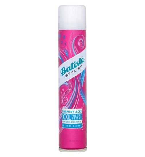Batiste Stylist XXL volume hairspray 400