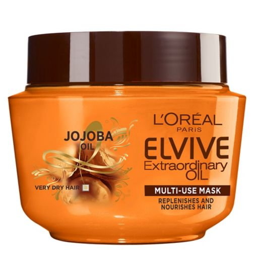 L'Oréal Extraordinary Oil Mask Pot 300ml