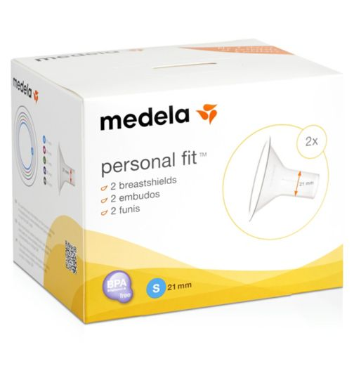 Medela PersonalFit Breastshield Small - 21mm