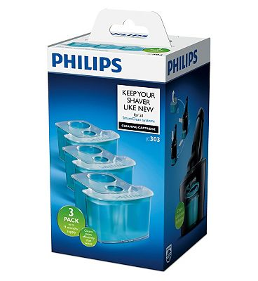 Philips Cleaning Cartridge JC303/50 - 3 pack for all SmartClean Systems
