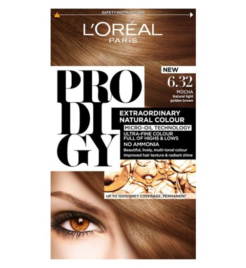 L'Oréal Prodigy 6.32 Mocha