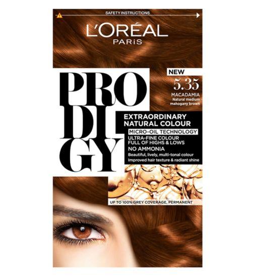 L'Oréal Prodigy 5.35 Macadamia