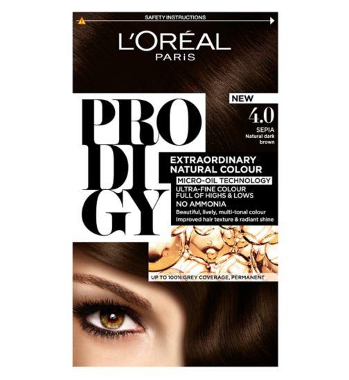 L'Oréal Prodigy 4.0 Sepia
