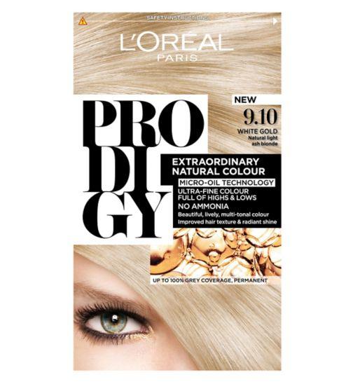 L'Oréal Prodigy 9.10 White Gold