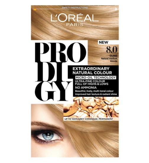 L'Oreal Prodigy 8.0 Dune