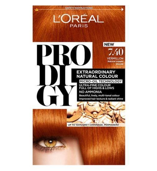 L'Oréal Prodigy 7.40 Vermillon
