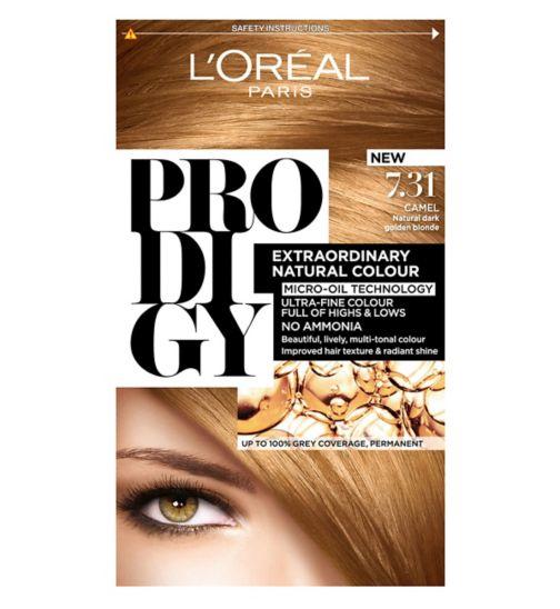 L'Oréal Prodigy 7.31 Camel