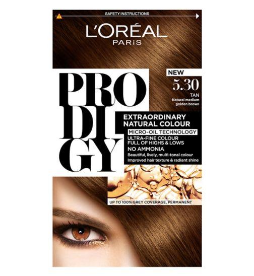 L'Oréal Prodigy 5.30 Tan