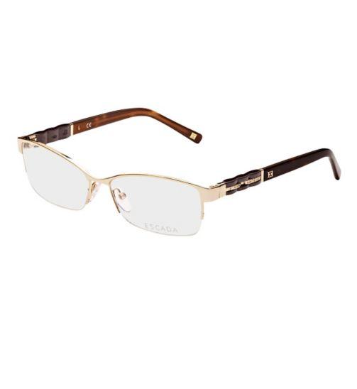 Escada Women's Glasses - Gold VES846S