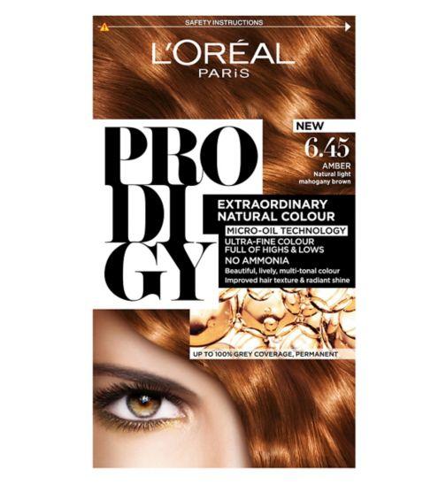 L'Oréal Prodigy 6.45 Amber