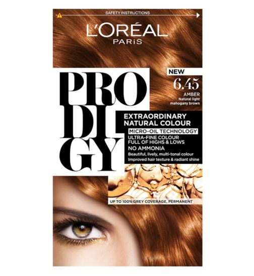L'Oreal Prodigy 6.45 Amber