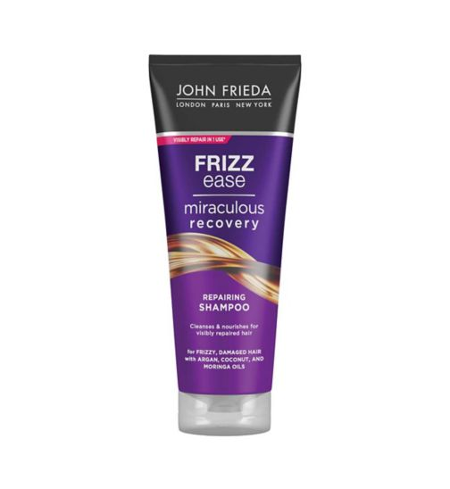 John Frieda Frizz Ease John Frieda Frizz Ease Miraculous Recovery Shampoo 250ml