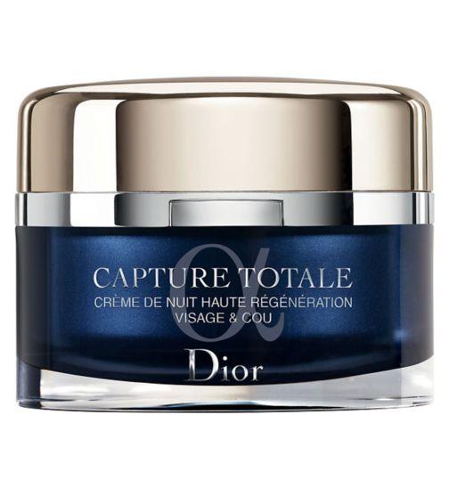 DIOR CAPTURE TOTALE intensive night restorative face cream 60ml