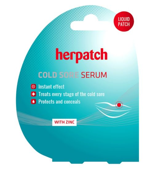 Herpatch Cold Sore Serum - 5ml