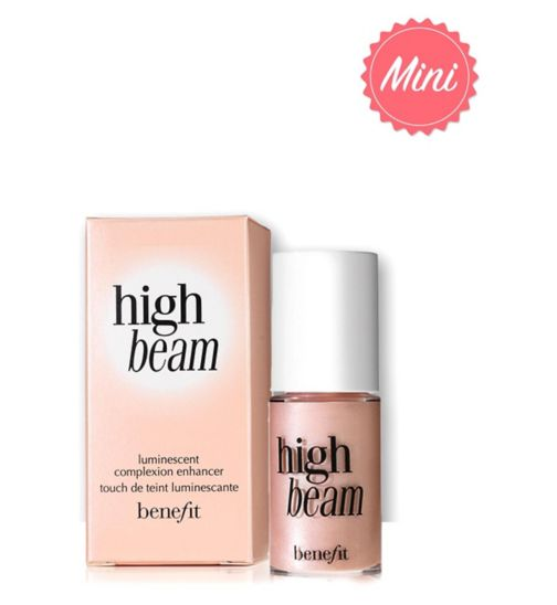 Benefit High Beam Luminescent Complexion Enhancer Travel Size Mini