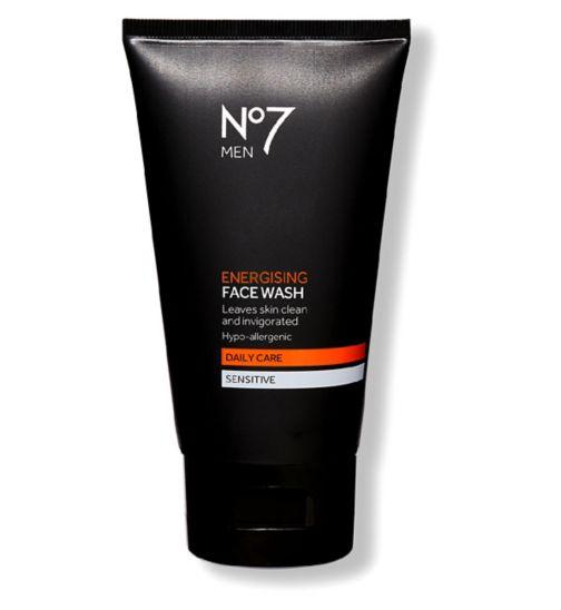 No7 Men Energising Face Wash 150ml0