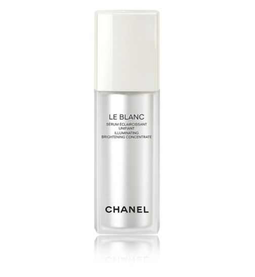 CHANEL LE BLANC Illuminating Brightening Concentrate Pump Bottle 30ml