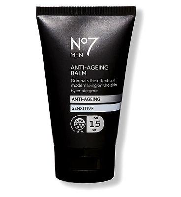 Image of No7 Men Anti Ageing Balm 50ml