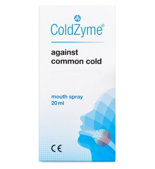 ColdZyme Mouth Spray - 20ml