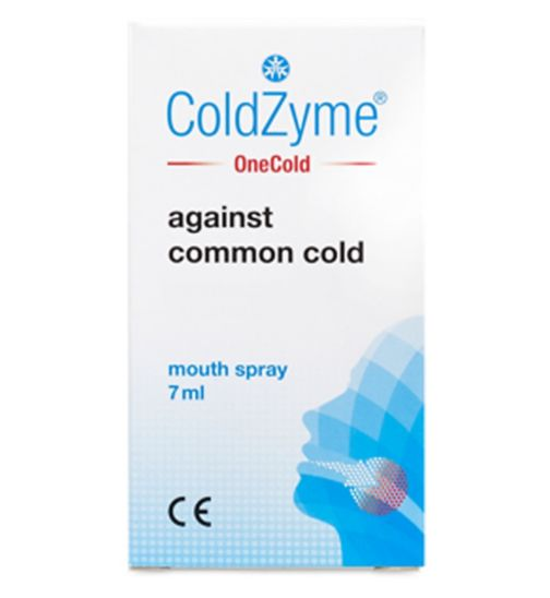 ColdZyme OneCold Mouth Spray - 7ml