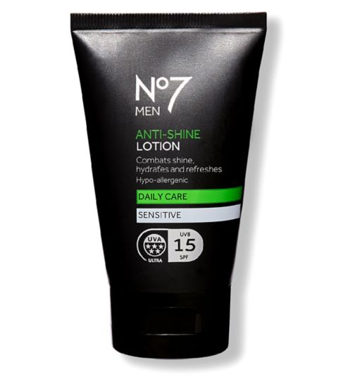 No7 Men Anti-Shine Lotion 50ml