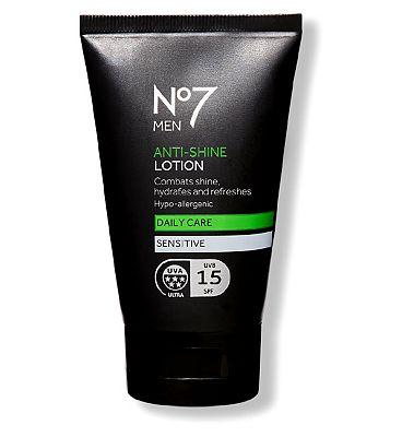 No7 Men Anti-Shine Lotion 50ml